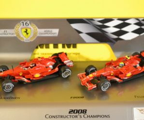 Ferrari F1 2008