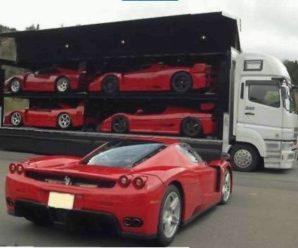 Ferrari-transporter